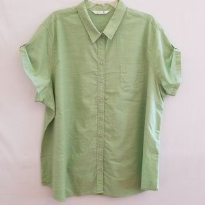 Riders by Lee Women's Short Sleeve Shirt